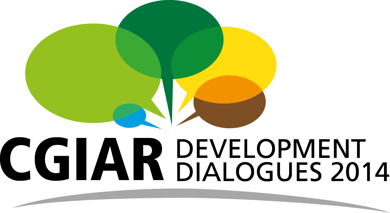 The CGIAR Development Dialogues 2014 and Living Data competition