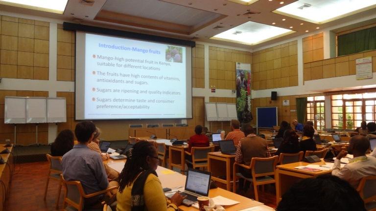 ICRAF Research Fellows Graduate Seminar 2015