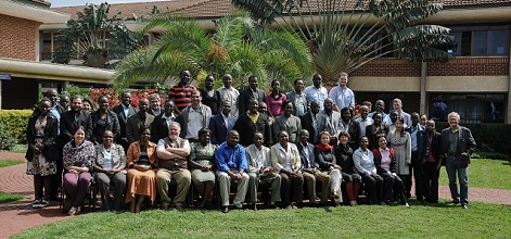 ICRAF, East and Southern Africa region planning meeting