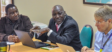 ICRAF Welcomes New DGIS Project Manager, Mr. Yacouba Ouedraogo