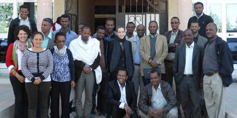 Improving Watershed Management in Ethiopia