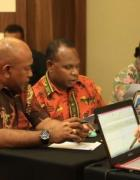 Neotiation Process in integration local mitigation action with provincial strategy in Papua Provincial Workshop