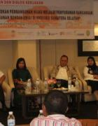 Policy Dialog in South Sumatera