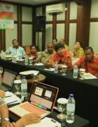 Awareness Workshop, Papua Province, LAMA-I Project team with Head of unit Agency from 29 District in Papua Province