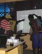 Participation Mapping at Zanegi Village