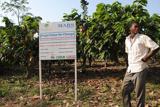 Mars and ICRAF: Illuminating the 'dark box' of agroforestry
